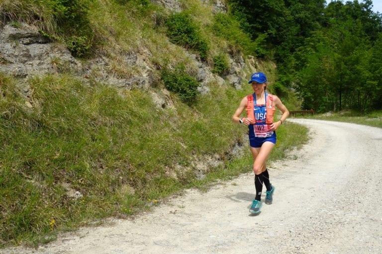 2017 Trail World Championships - Ladia Albertson Junkans - 29km