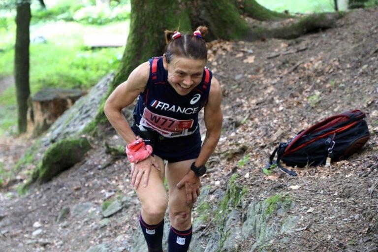 2017 Trail World Championships - Nathalie Maucliar - 9km