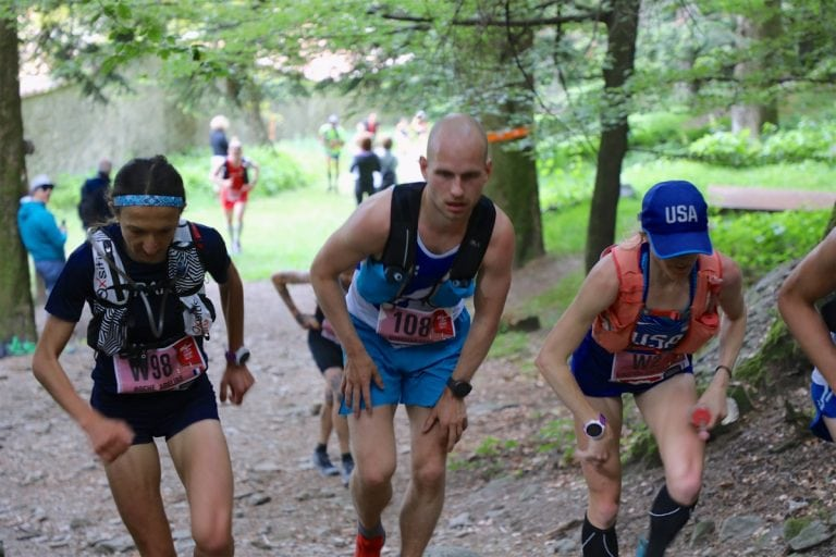 2017 Trail World Championships - Adeline Roche - Ladia Albertson Junkans