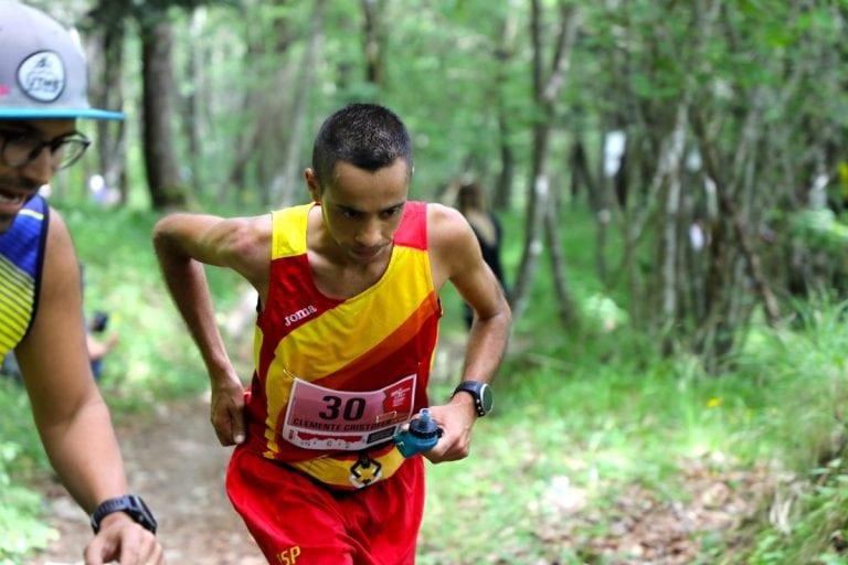 2017 Trail World Championships - Cristofer Clemente - 38km