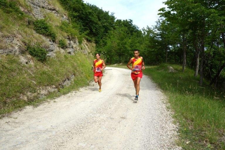 2017 Trail World Championships - Dani Garcia y Cristofer Clemente - 29km