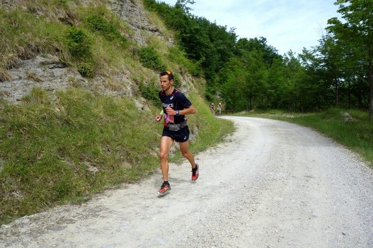 2017 Trail World Championships - Cedric Fleureton - 29km