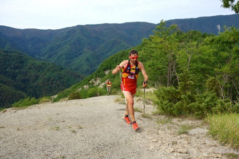 2017 Trail World Championships - Luis Alberto Hernando - 19km