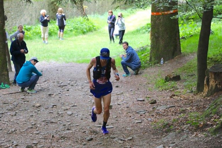 2017 Trail World Championships - Andy Wacker - 9km
