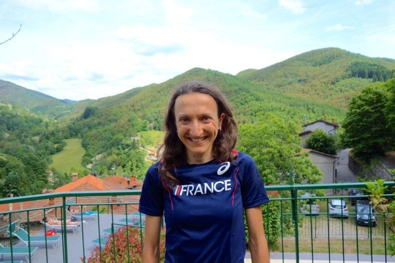 2017 Trail World Championships - Adeline Roche