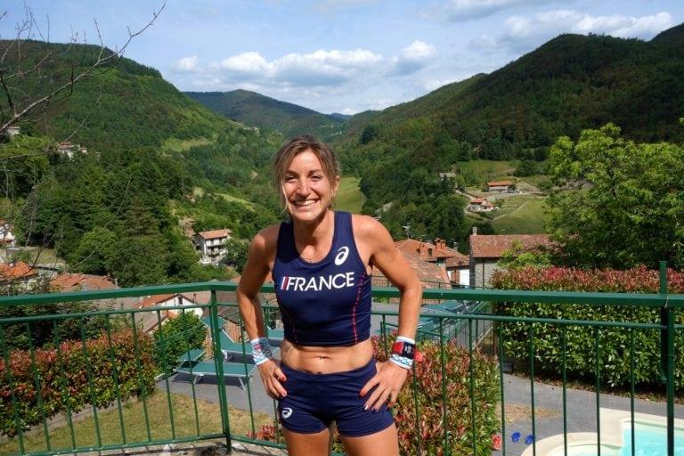 2017 Trail World Championships - Amandine Ferrato