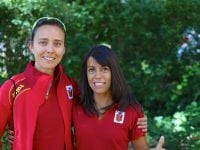 Gemma Arenas and Anna Comet Pre-2017 Trail World Championships Interview