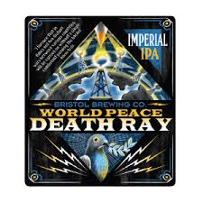 Bristol Brewing Company World Peach Deathray