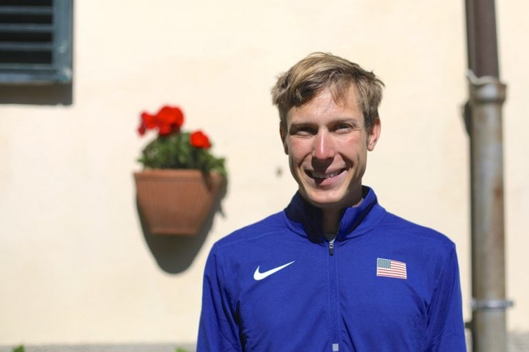 Andy Wacker - Pre-2017 IAU Trail World Championships