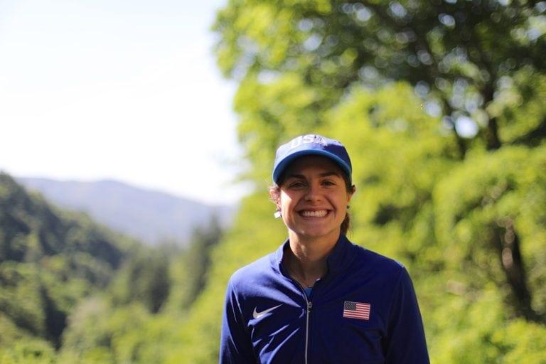 Megan Roche - Pre-2017 IAU Trail World Championships