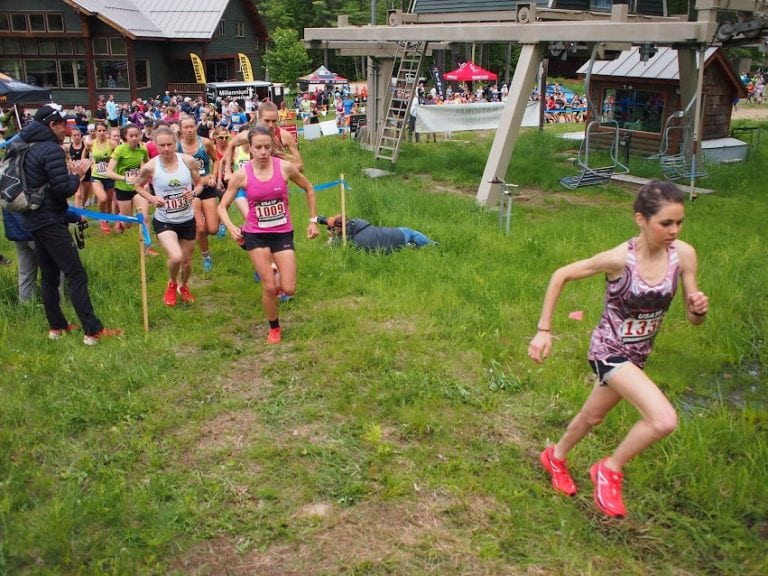 2017 US Mountain Running Championships women's race