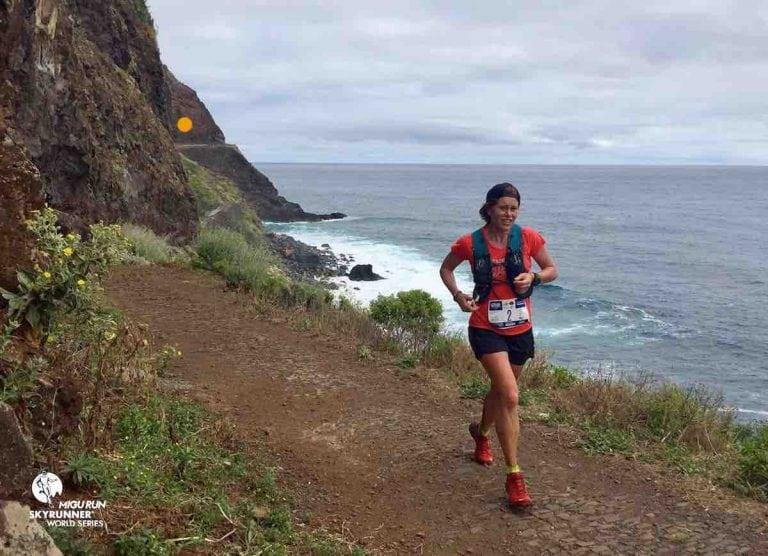 Hillary Allen, 2017 Ultra Skymarathon Madeira champion