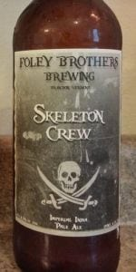 Foley Brothers Brewing Skeleton Crew