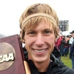 Andy Wacker - 2011 All-American cross country