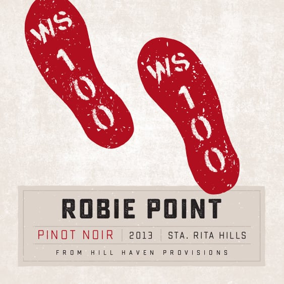 Hill Haven Provisions Robie Point Pinor Noir