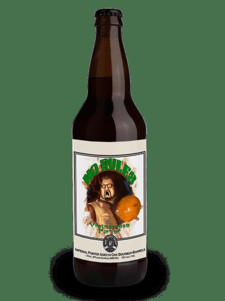 Perrin Brewing Company No Rules