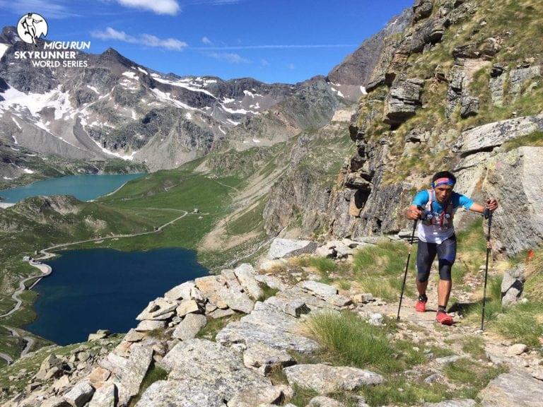 Bhim Gurung - 2017 Royal Ultra Skymarathon Gran Paradiso champion