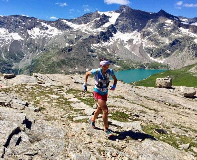 Maite Maiora - 2017 Royal Ultra Skymarathon Gran Paradiso champion