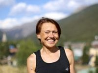 Nathalie Mauclair Pre-2017 Hardrock 100 Interview
