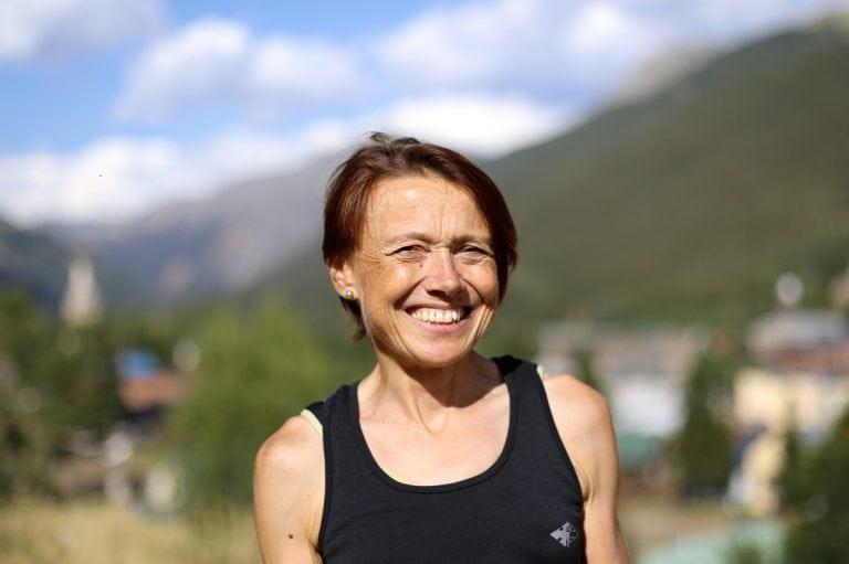 Nathalie Mauclair - 2017 Hardrock 100