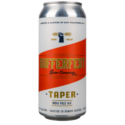 Sufferfest Beer Company Taper IPA