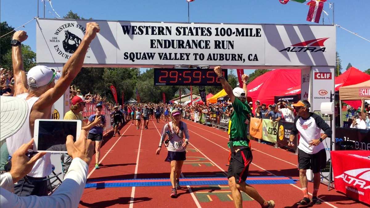 2017 Western States 100 - Final Finisher - Karen Bonnett Natraj