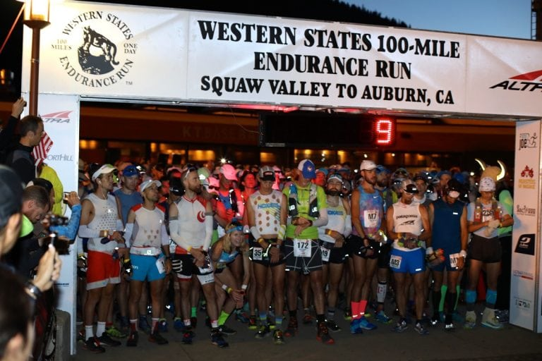2017 Western States 100 prediction contest results