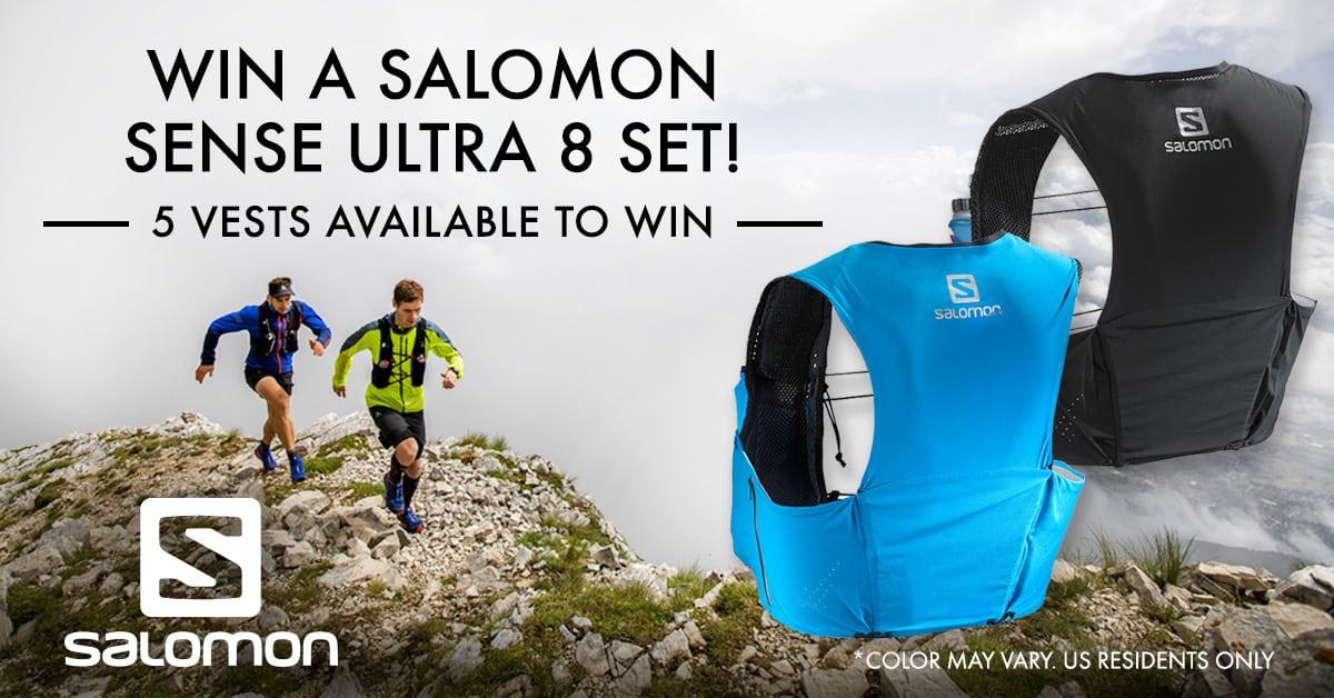 Salomon S-Lab Sense Ultra 8 Set - Contest