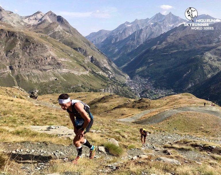 Marco De Gasperi - 2017 Matterhorn Ultraks champion
