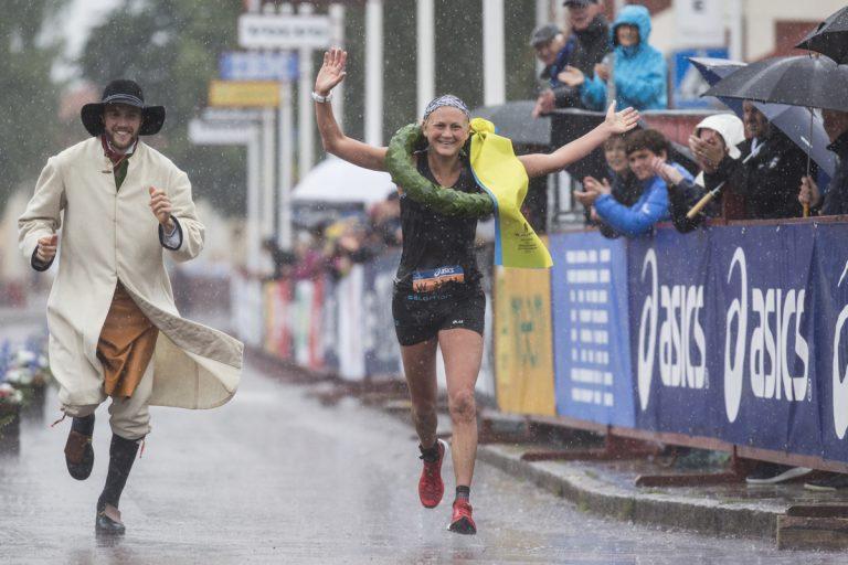 Ida Nilsson - 2017 Ultravasan champion