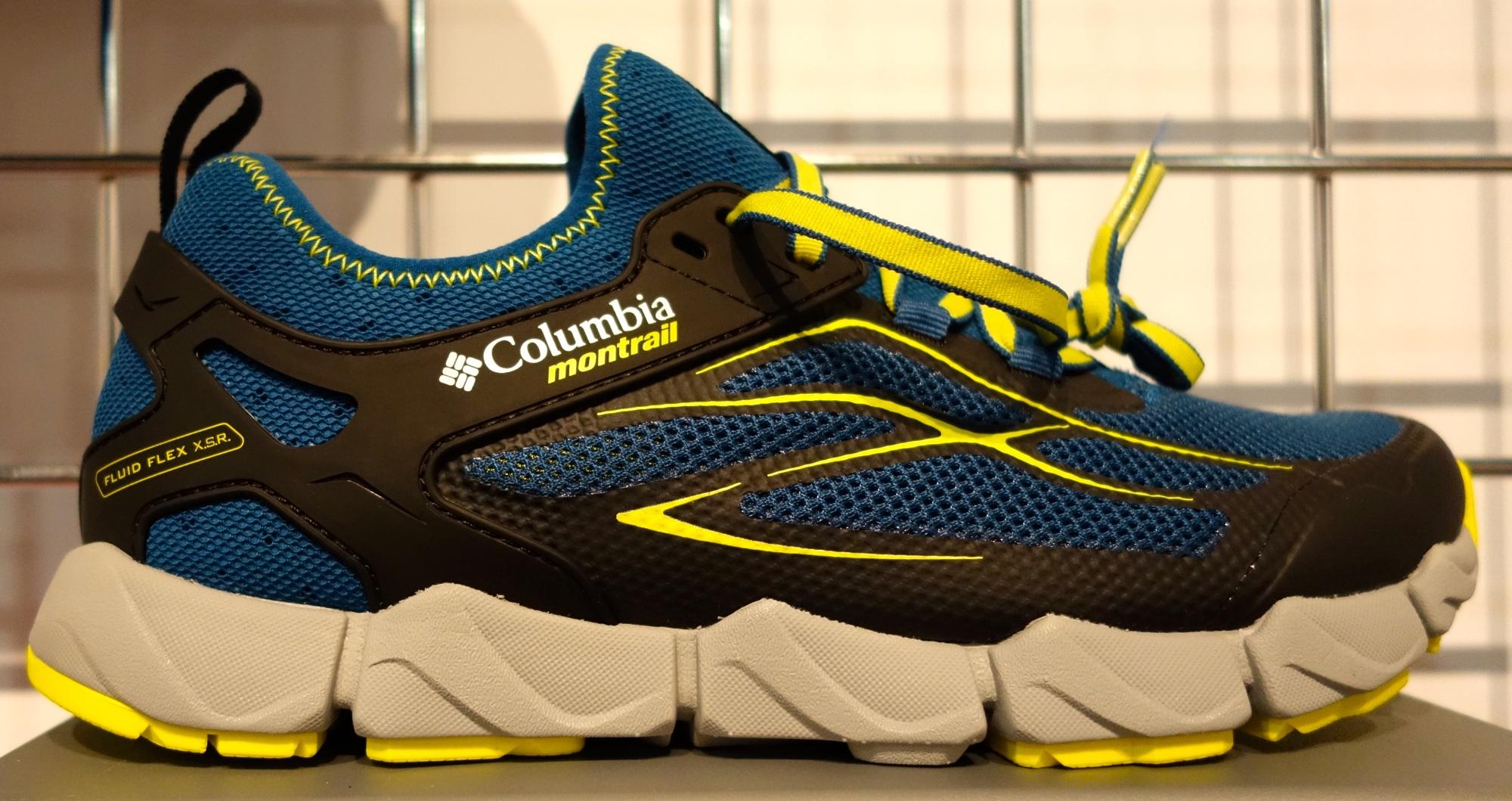 Columbia Montrail Fluid Flex X.S.R.