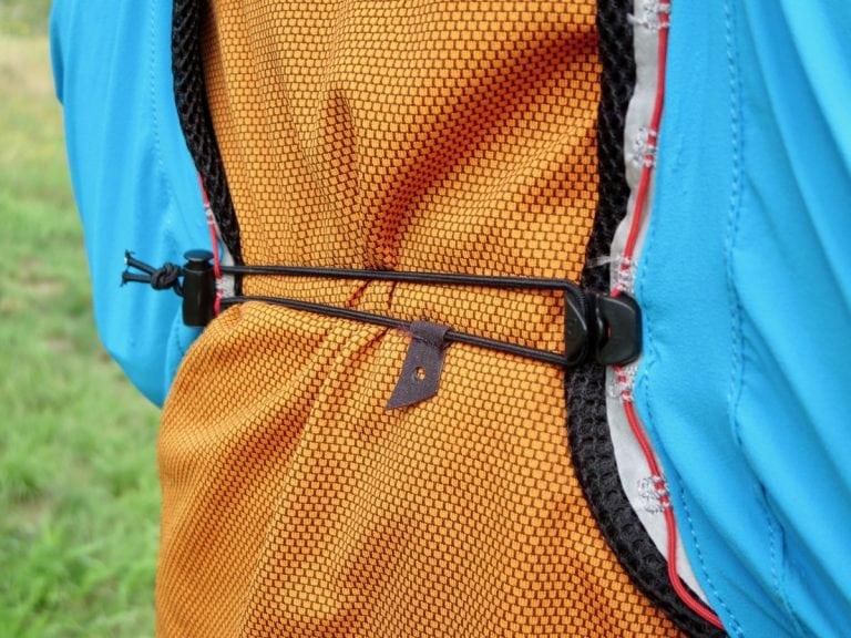 Salomon S-LAB Sense Ultra 8 Set Pack front straps view