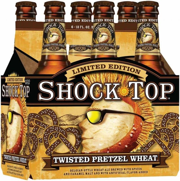 Shock Top Twisted Pretzel Wheat