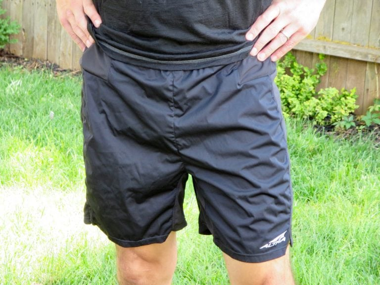 Altra Trail Shorts Front View