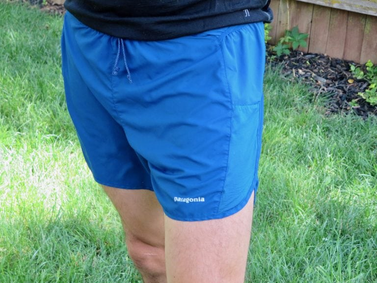 Patagonia Strider Pro Shorts Front View