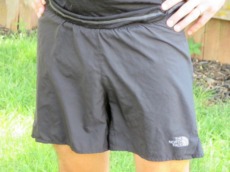 The North Face Flight Series Warp Knit Dual Shorts Front View