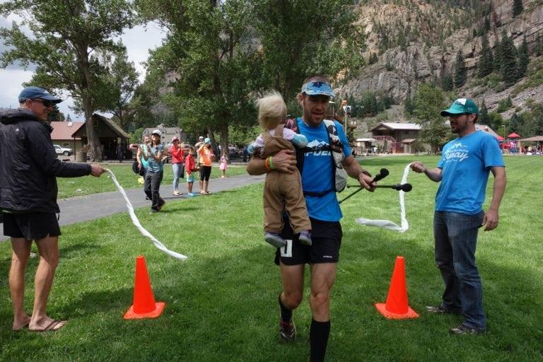 Chris Price - 2017 Ouray 100 Mile champion