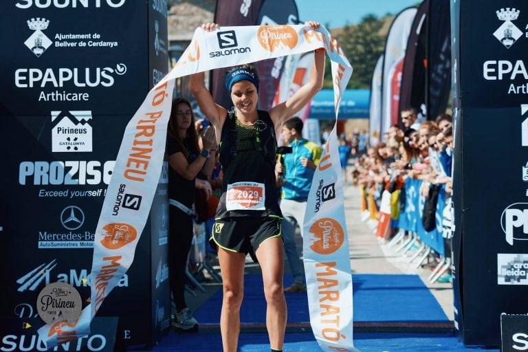 Ruth Croft - 2017 Marato Pirineu champion