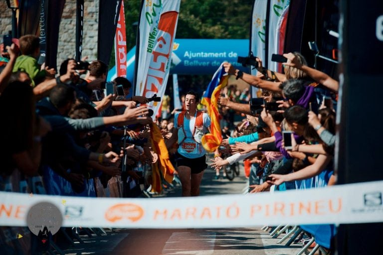 Kilian Jornet - 2017 Marato Pirineu champion