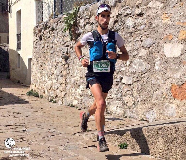 Pablo Villa - 2017 Ultra Pirineu champion