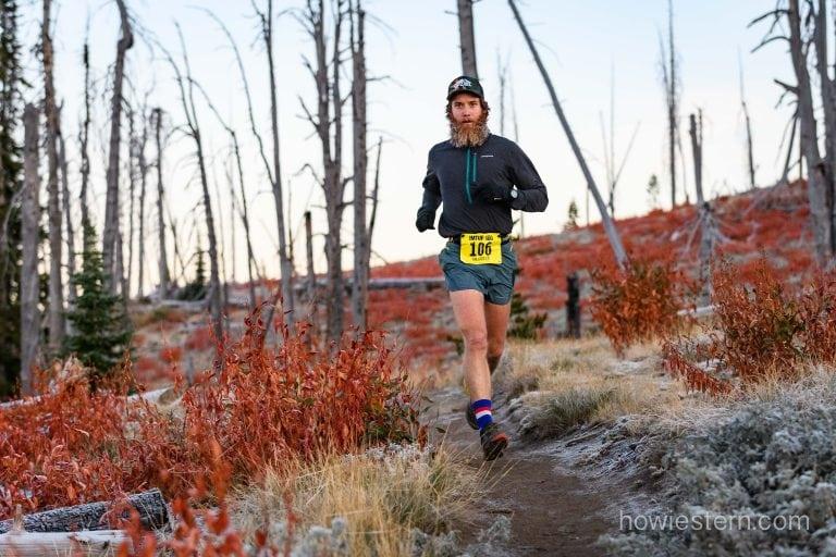 Eric Schulte - 2017 IMTUF 100 Mile champion