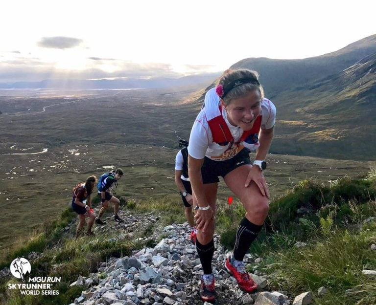 Emelie Forsberg - 2017 Glen Coe Skyline champion