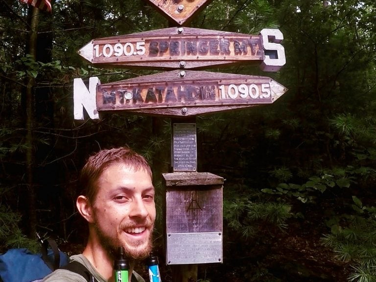 Joe McConaughy - 2017 Appalachian Trail Self-Supported FKT interview 7