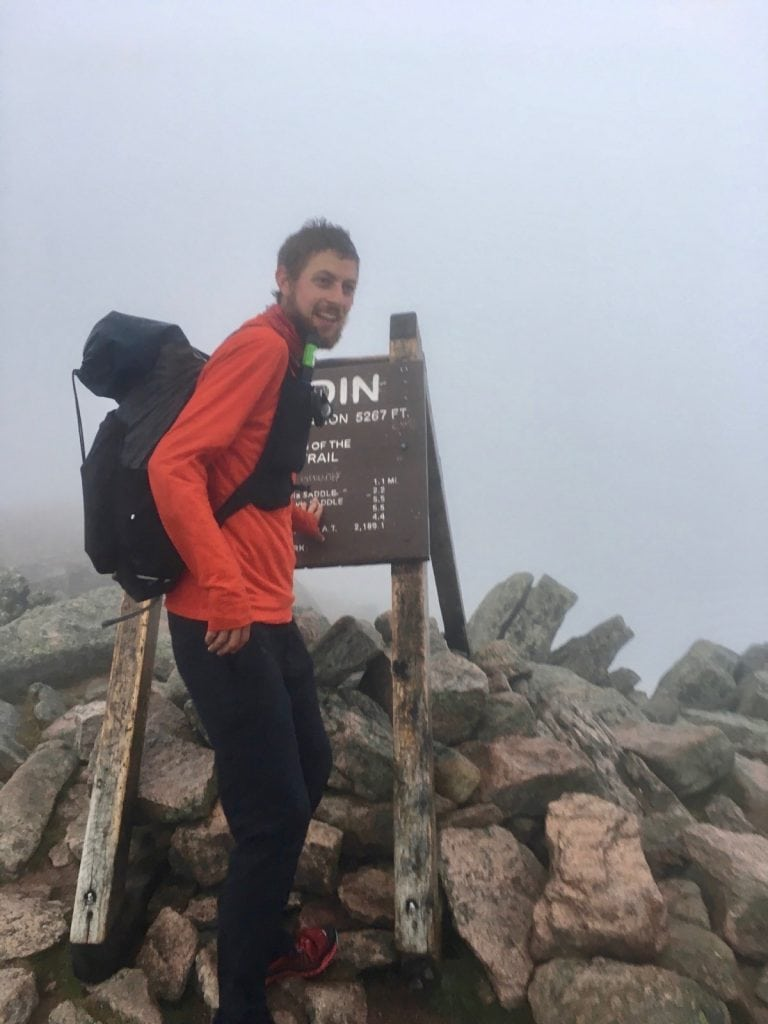 Joe McConaughy - 2017 Appalachian Trail Self-Supported FKT interview 1