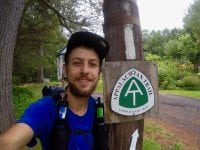 Joe McConaughy's Appalachian Trail Self-Supported FKT Interview