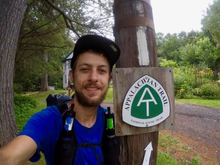 Joe McConaughy - 2017 Appalachian Trail Self-Supported FKT interview 2
