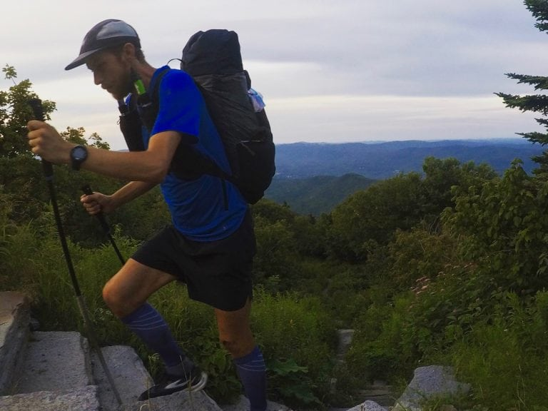 Joe-McConaughy - 2017 Appalachian Trail Self-Supported FKT interview 6