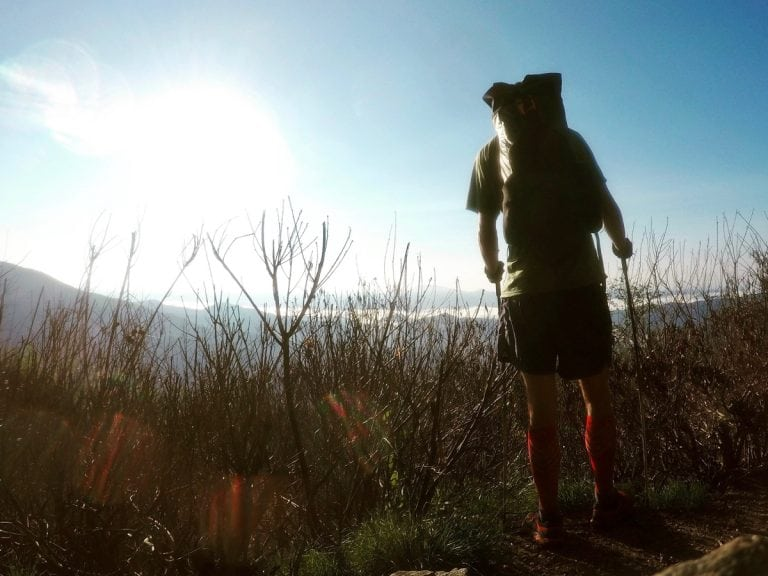 Joe-McConaughy - 2017 Appalachian Trail Self-Supported FKT interview 5