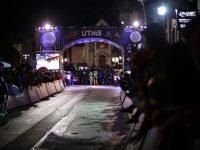 2017 UTMB Men's And Women's Podium Video Finishes