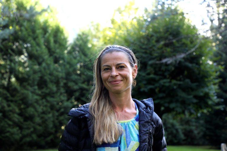 2017 UTMB - Christelle Bard